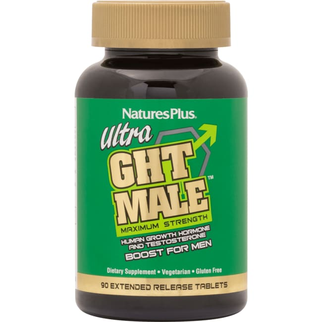 Nature's PlusUltra GHT Male - Maximum Strength