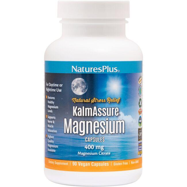 Nature's Plus KalmAssure Magnesium