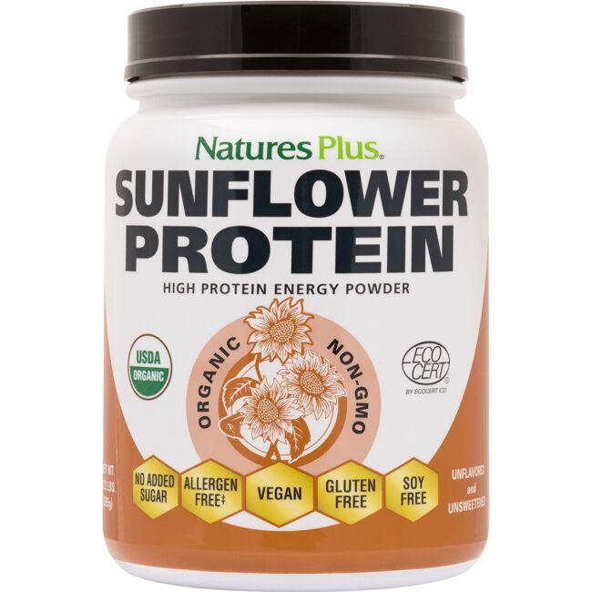 Nature's PlusSunflower Protein