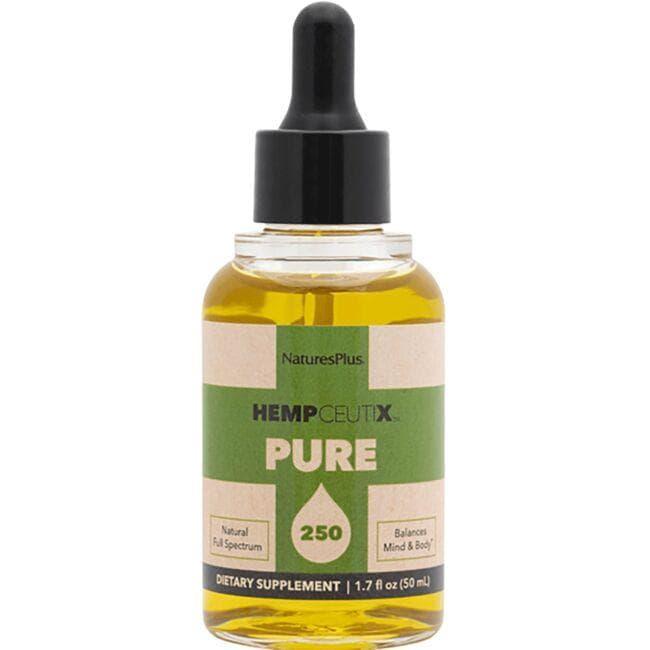 Nature's PlusHempceutix Pure 250 Hemp Oil