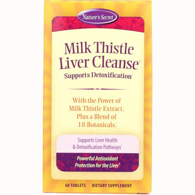 Nature's SecretUltimate Liver Cleanse