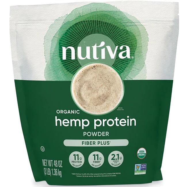 NutivaOrganic Hemp Protein Hi-Fiber