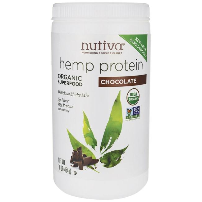 Nutiva Hemp Protein Organic Superfood - Chocolate