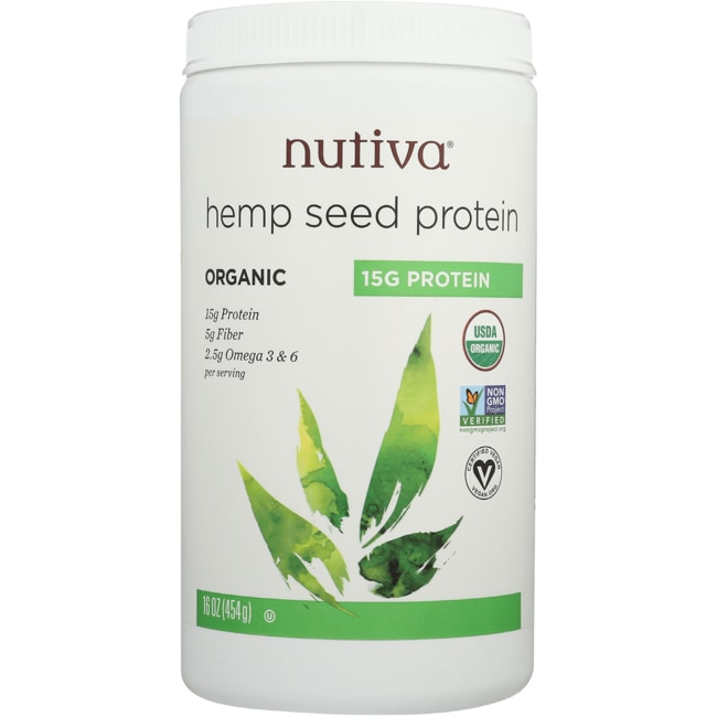 Nutiva Hemp Protein Organic Superfood
