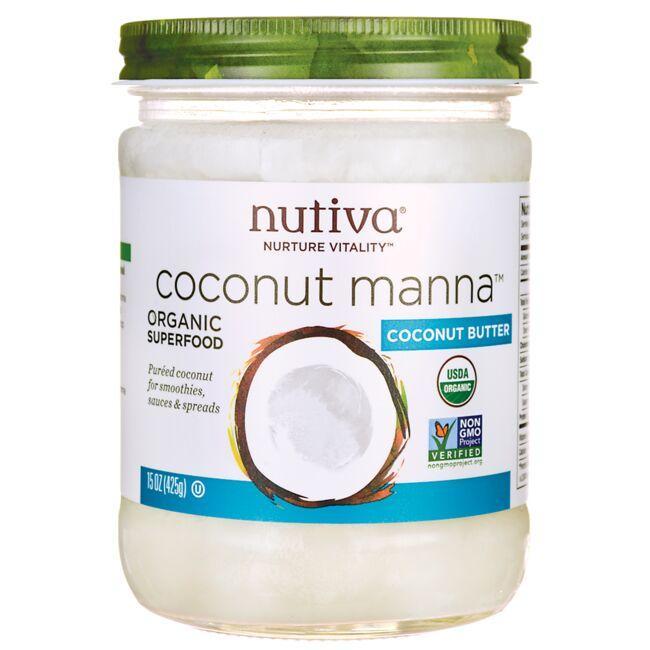 NutivaOrganic Coconut Manna (Coconut Butter)