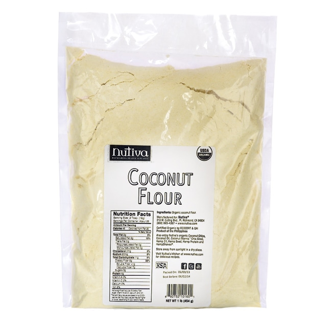 NutivaCoconut Flour