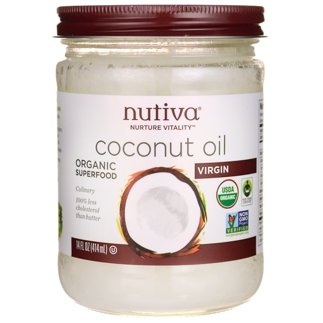 NutivaOrganic Virgin Coconut Oil