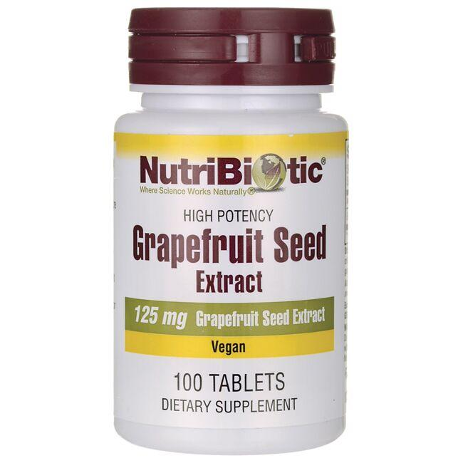 NutriBioticHigh Potency Grapefruit Seed Extract