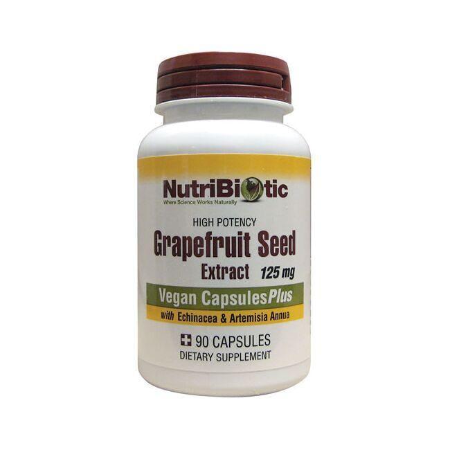 NutriBioticGSE CapsulesPlus