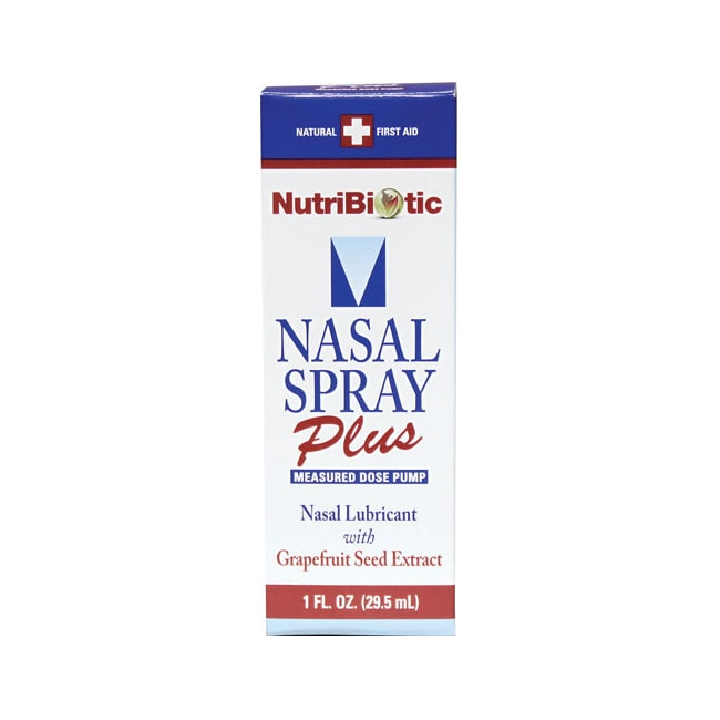 NutriBioticNasal Spray Plus