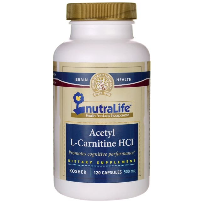 Nutralife Health ProductsAcetyl L-Carnitine HCl