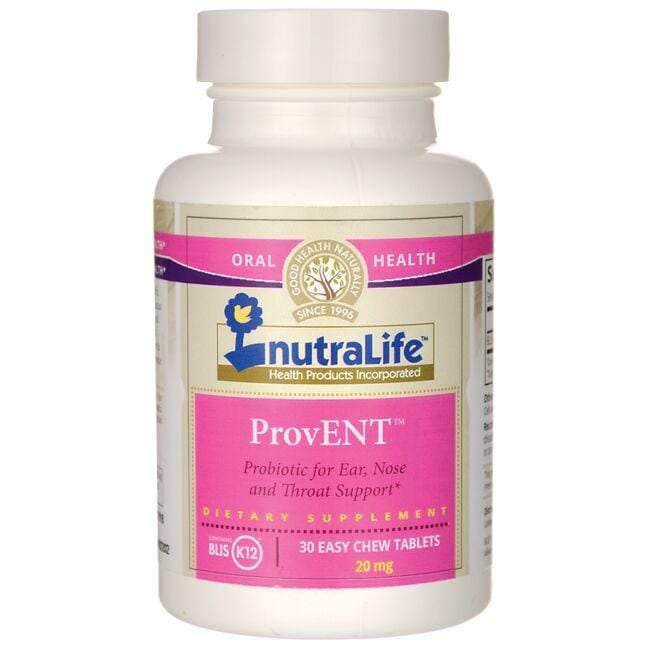 Nutralife Health Products ProvENT