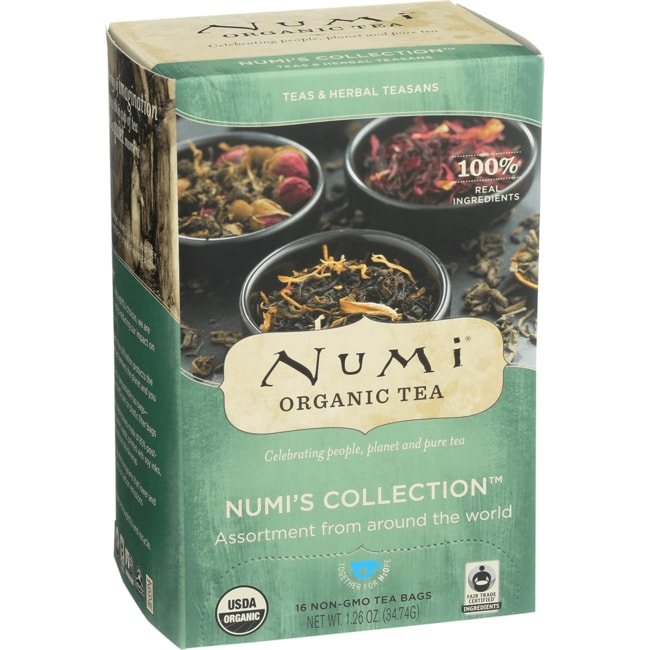 Numi Organic TeaNumi's Collection