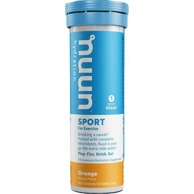 NuunActive Effervescent - Orange