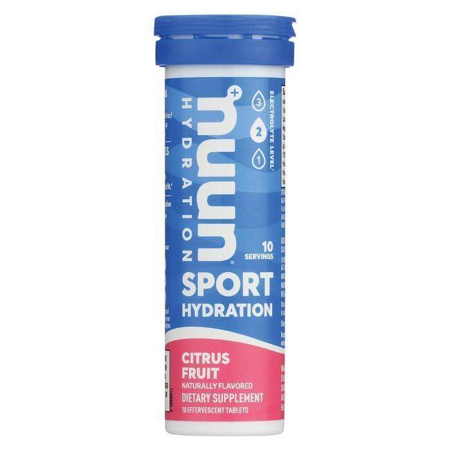 NuunActive Electrolyte Enhanced Drink Tablets - Citrus Frui
