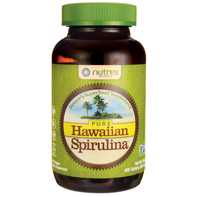 Nutrex Hawaii Pure Hawaiian Spirulina Pacifica