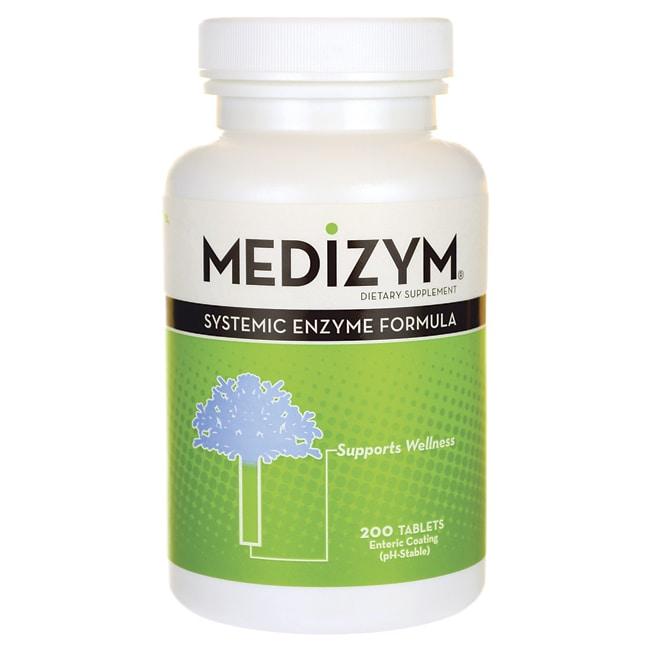 Naturally Vitamins Medizym