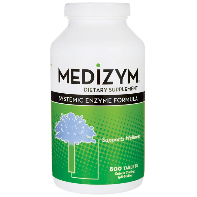 Naturally Vitamins Medizym