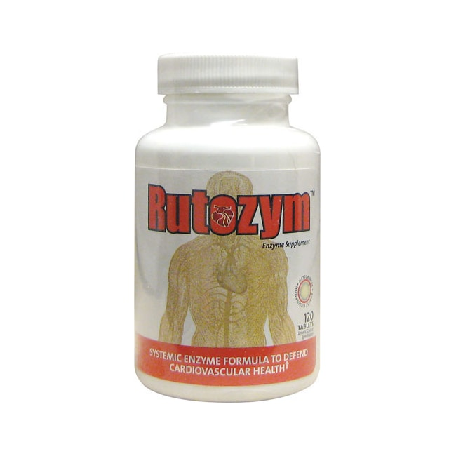 Naturally VitaminsRutozym