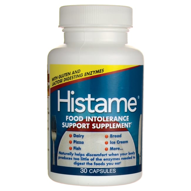 Naturally vitamins histame
