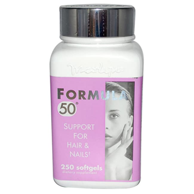 Naturally VitaminsFormula 50 Support For Hair & Nails