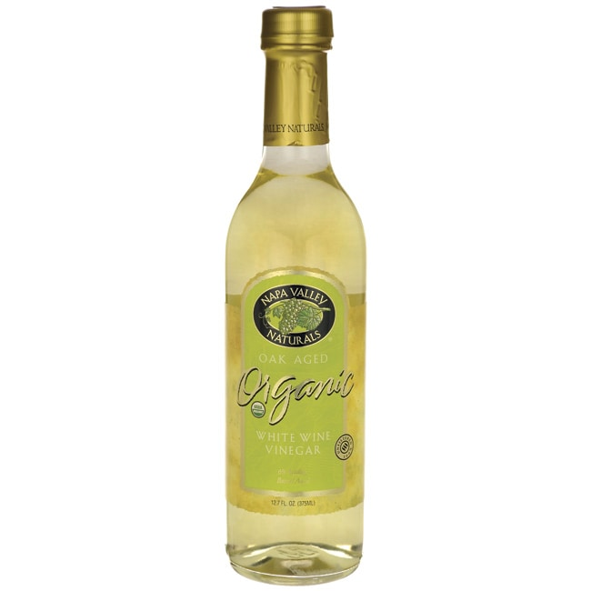 Napa Valley NaturalsOrganic White Wine Vinegar