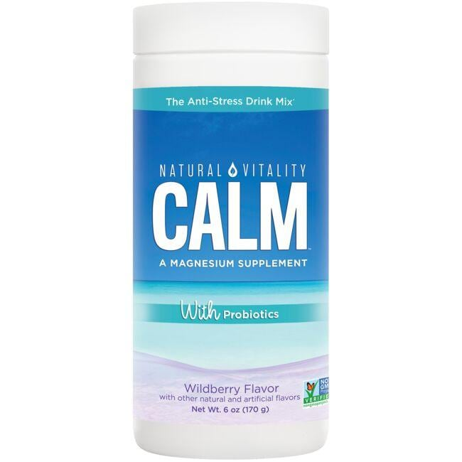 Natural VitalityNatural Calm Specifics Calmful Gut - Mixed Berry