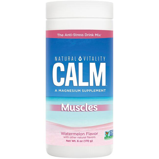 Natural Vitality Natural Calm Specifics Calmful Muscles - Watermelon