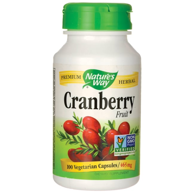 Nature S Way Cranberry Fruit