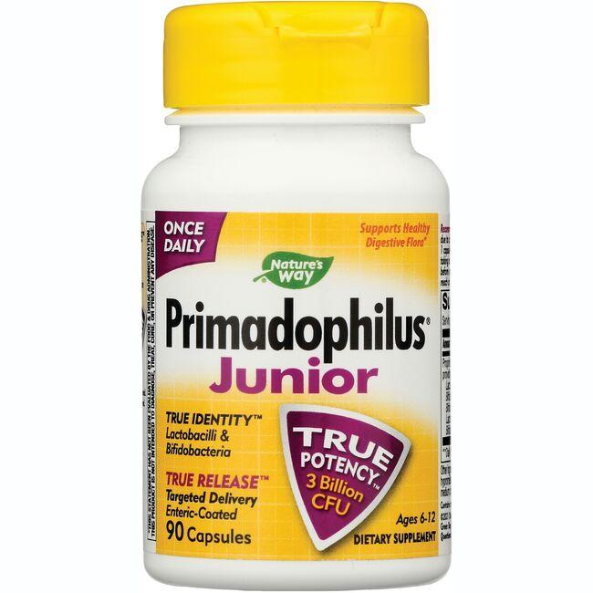 Nature's WayPrimadophilus Junior (Ages 6-12)