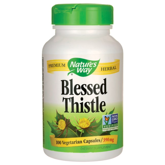 Nature's WayBlessed Thistle