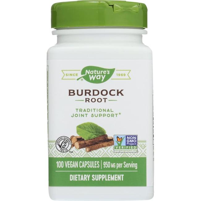 Nature S Way Burdock Root Reviews