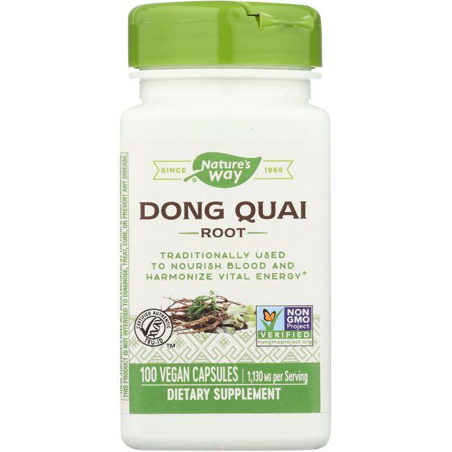 Nature's WayDong Quai Root