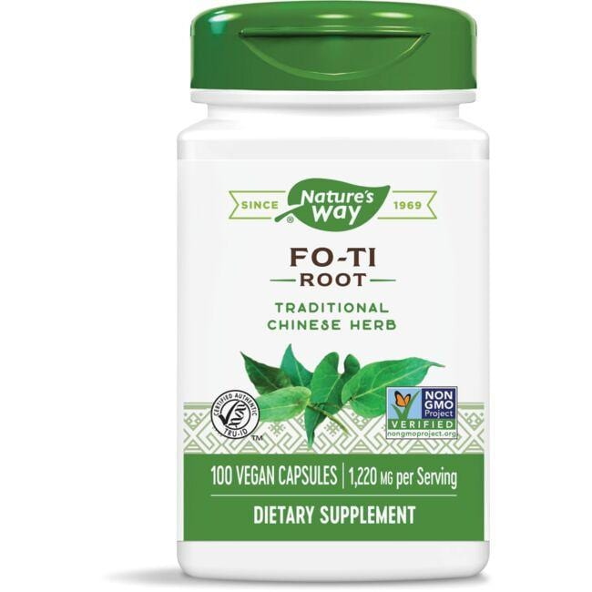Nature's Way Fo-Ti Root