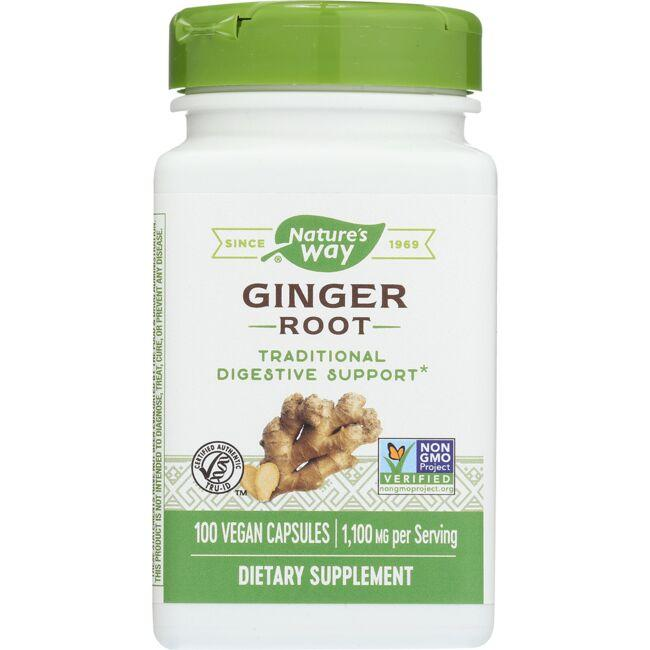 Nature's WayGinger Root