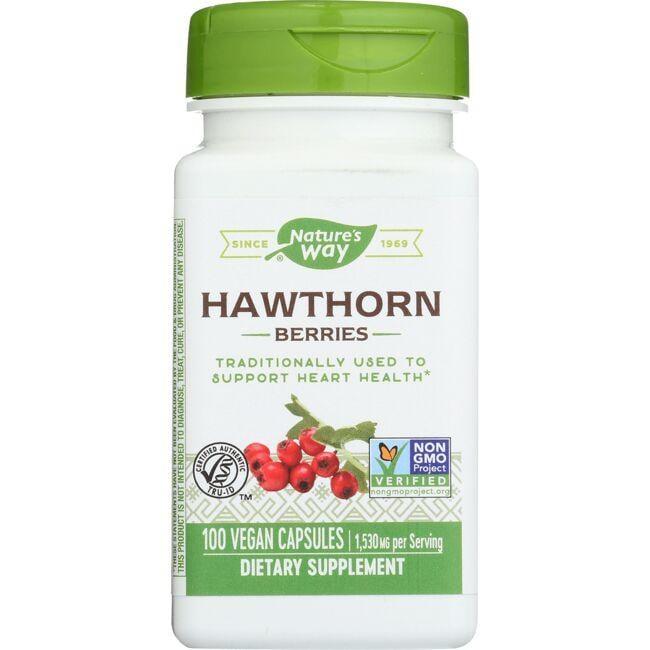 Nature's WayHawthorn Berries