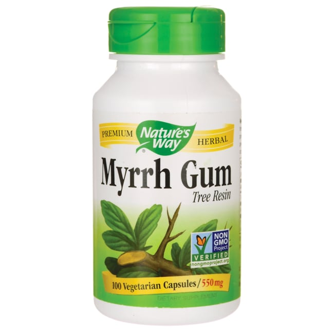 Nature's WayMyrrh Gum