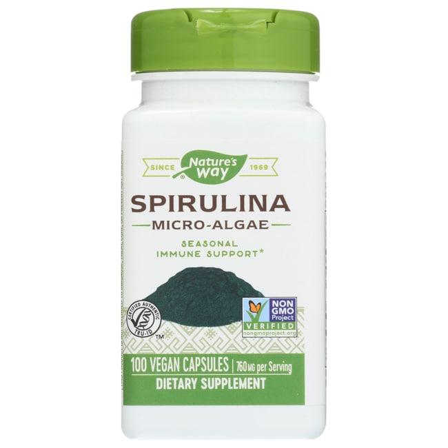 Nature's WaySpirulina