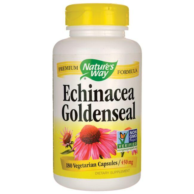 Nature's Way Echinacea Goldneseal