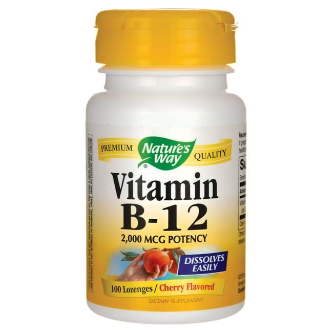 Nature's Way Vitamin B-12