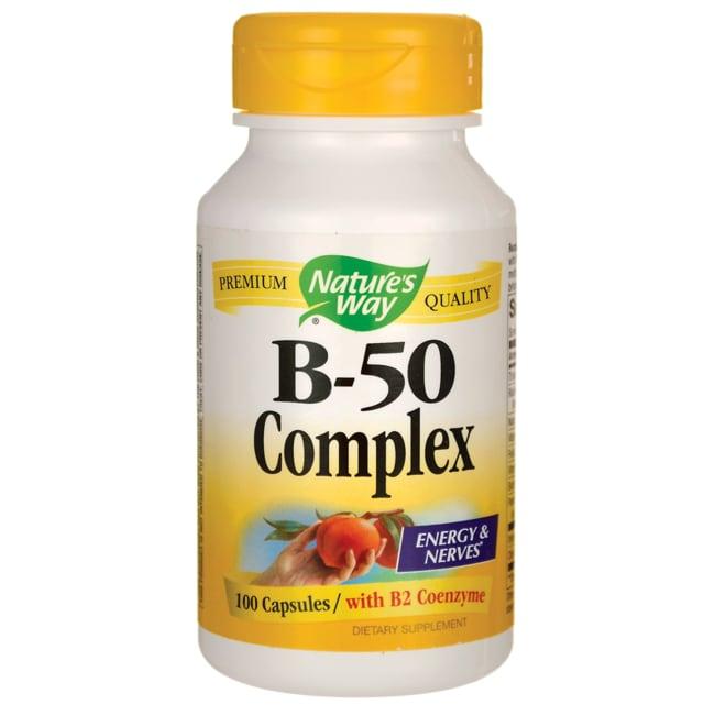 Nature's WayB-50 Complex