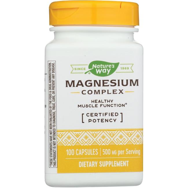 Nature's WayMagnesium Complex