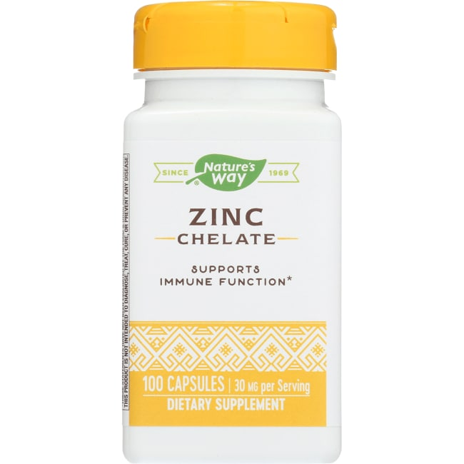 Nature's WayZinc 30 mg