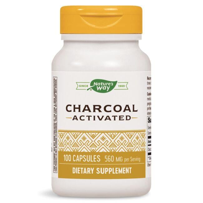 Nature's Way Charcoal Activated