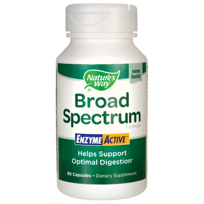 Nature's WayBroad Spectrum Food Enzymes