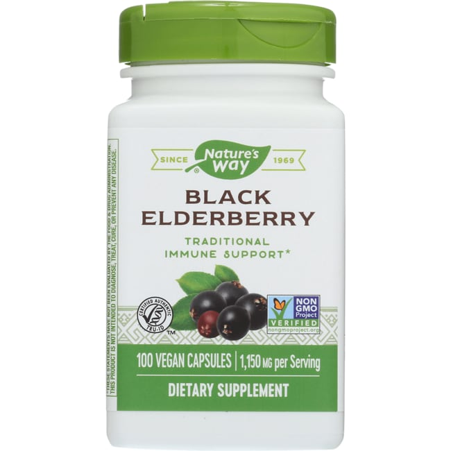 Nature's WayBlack Elderberry