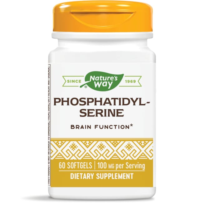 Nature's Way Phosphatidyl Serine
