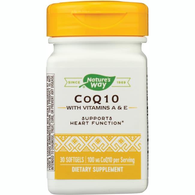 Nature's Way CoQ10