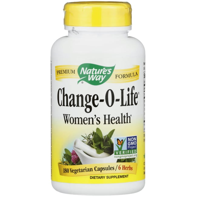 Nature's Way Change-O-Life