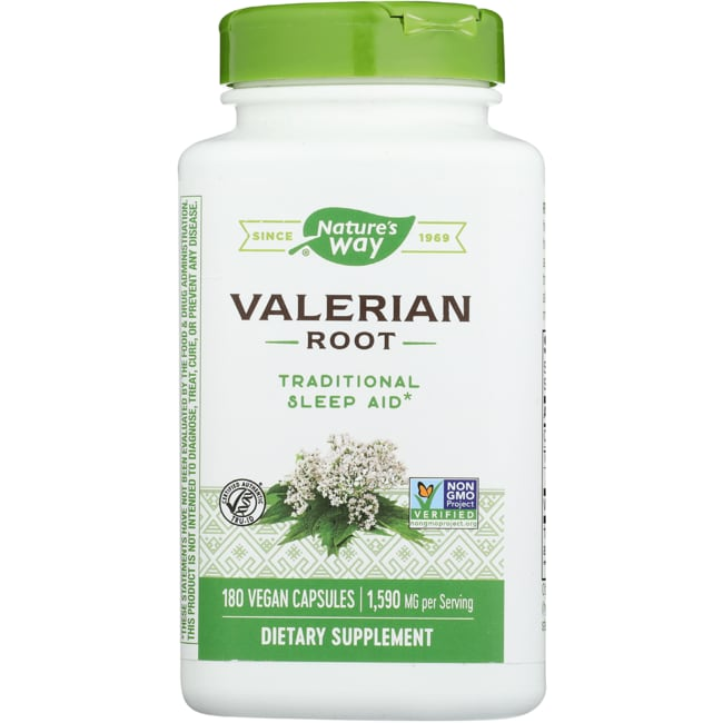 Nature S Way Valerian Root Reviews